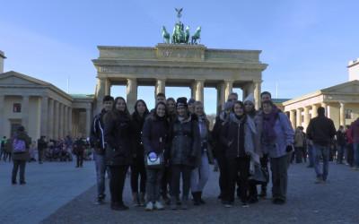 Jezikovna ekskurzija v Berlin