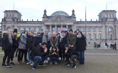 Sneg in druge prigode iz Berlina