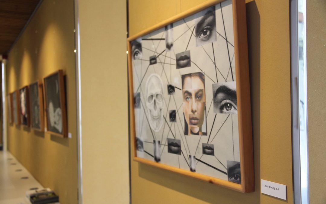 Združena razstava v Galeriji Hiša mladih Ajdovščina