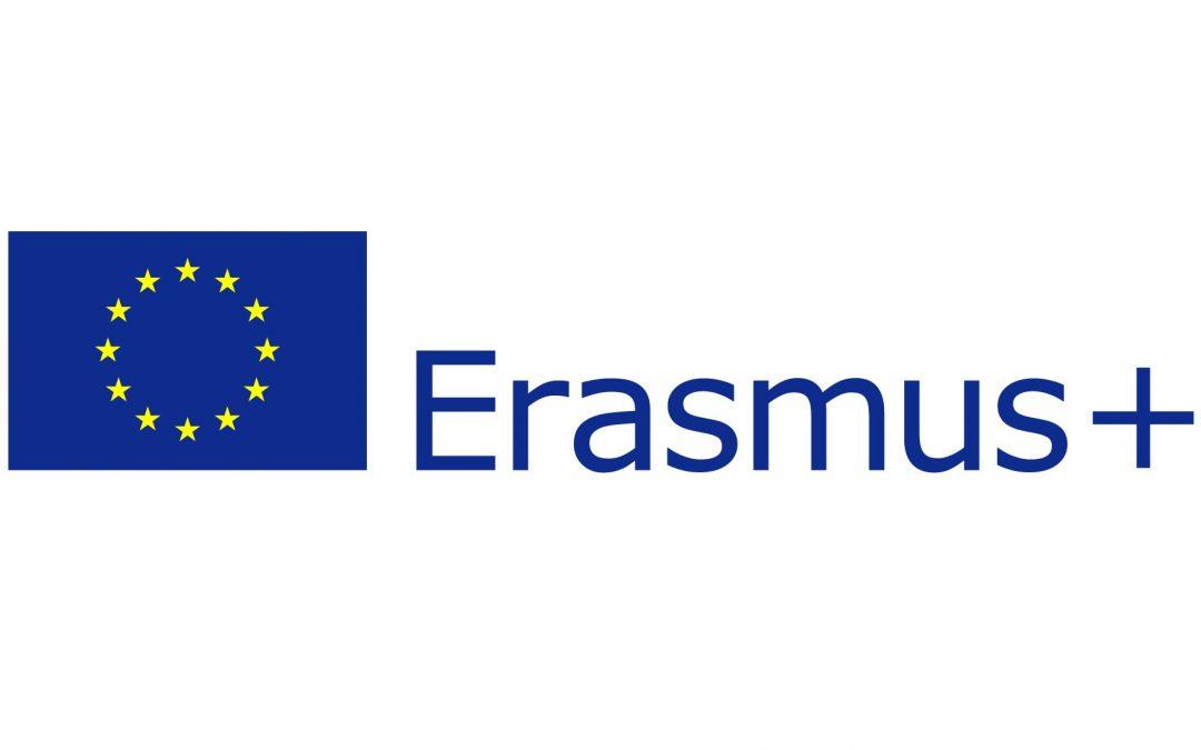 Povabilo k prijavi na Erasmus+ mobilnost 2019/2020