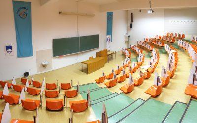 Prosti termini za uporabo prostorov šole