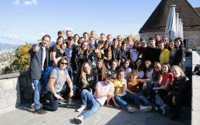 Erasmus+ izmenjava z Nizozemci