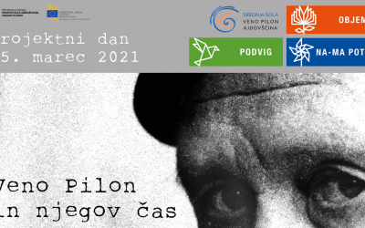 Projektni dan: Veno Pilon in njegov čas